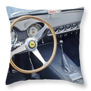 Ferrari 250 Gt Scaglietti Swb California Spyder 1961 Throw Pillow