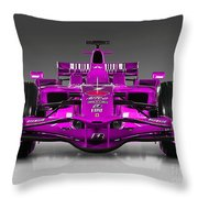 Ferrari Formula 1 Throw Pillow