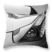 Ferrari Headlight Throw Pillow