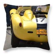Ferrari Testerosa Throw Pillow