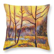 Ferrum Sketch Throw Pillow