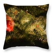 Festive 1 Throw Pillow