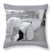 Fez Old City Throw Pillow