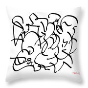 Fg 2 Throw Pillow