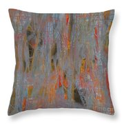 Fibres Of My Being Throw Pillow