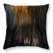 Fidty Shades Of Decay 4.0 Throw Pillow