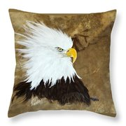 Fiesty  Throw Pillow