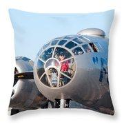 Fifi - 004 Throw Pillow