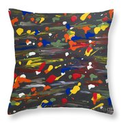 Fifth Element Of Life Throw Pillow