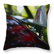 Fifty Champion Studebaker Throw Pillow