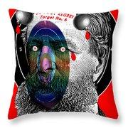 Fifty-foot Regret Throw Pillow