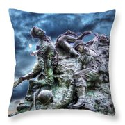 Fight On Throw Pillow