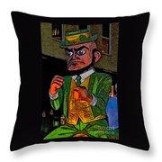 Fighting Irish Throw Pillow