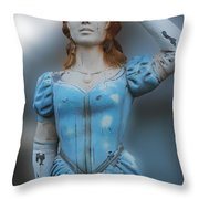 Figurehead Throw Pillow