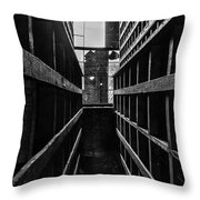 Filed Throw Pillow