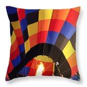 Fill 'er Up - 7248 Throw Pillow
