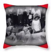 Film Homage Robert Duvall The Apostle 1997 Holy Rollers Tucson Arizona 1970-2008 Throw Pillow