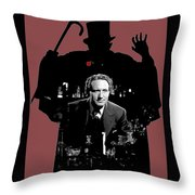 Film Homage Spencer Tracy Dr. Jekyll And Mr. Hyde 1941-2014 Throw Pillow
