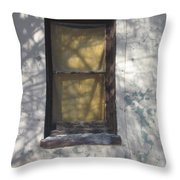 Film Noir  Bobby Driscoll The Window 1949 2 Front Window Eloy Arizona 2004 Throw Pillow