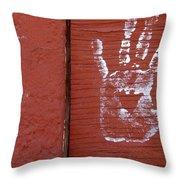 Film Noir Cyril Endfield Lloyd Bridges Try And Get Me 1950 Wall Picacho Arizona 2004 Throw Pillow