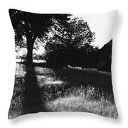 Film Noir Joseph Cotton Alfred Hitchcock Shadow Of A Doubt 1943 Ghost Town Mowry Arizona 1968-2008 Throw Pillow
