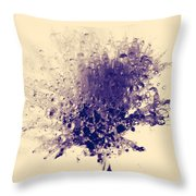 Final Embrace Throw Pillow