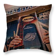 Finals Madness 2014 Throw Pillow