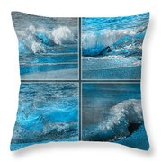 Find Your Glow Throw Pillow