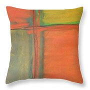 Finding My Path Throw Pillow