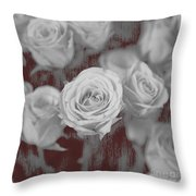 Finding Your Place Throw Pillow