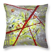 Finding Yourself Throw Pillow