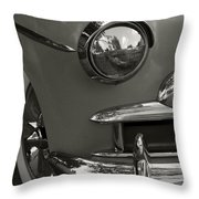 Fine '49 Throw Pillow