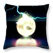 Fine Art Untitled No.24 Throw Pillow