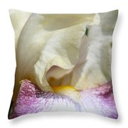 Finest China Floral Throw Pillow