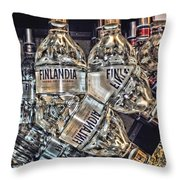 Finlandia Throw Pillow