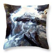 Finlay Park Waterfall Throw Pillow