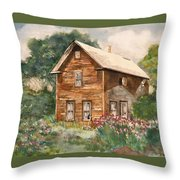 Finlayson Old House Throw Pillow