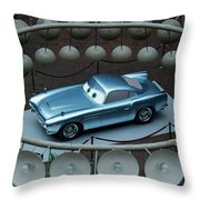 Finn Mcmissile Throw Pillow by Thomas Woolworth