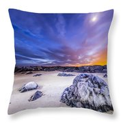 Fire And Ice Shinnecock Inlet Throw Pillow