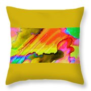 Fire And Water II Throw Pillow