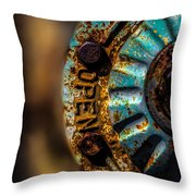 Fire Hydrant  Throw Pillow