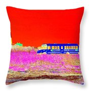 Fire Island Life Throw Pillow