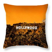 Fired Up Throw Pillow by Az Jackson