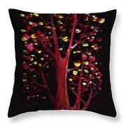 Firefly Dream Throw Pillow