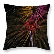 Fireworks 070414.213 Throw Pillow