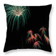 Fireworks 070414.214 Throw Pillow