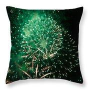 10223 Alstervergnuegen Fireworks 2013 Throw Pillow