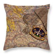First And Foremost Throw Pillow