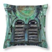 First Baptist Church Burlington Vt Throw Pillow