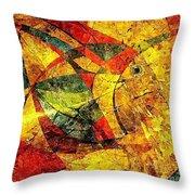 Fish 369 - Marucii Throw Pillow